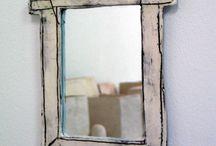 spegelram keramik