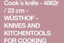 Knives Wusthof