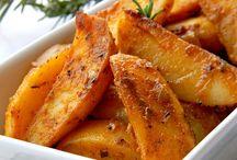 cartofi aromați la cuptor