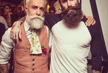 Mode de vie / La barbe reviens a la mode