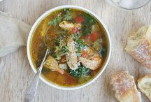 soups/winter/ summer and more