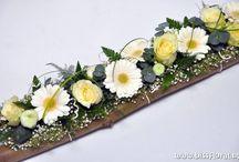 Kwiat cmentarnie