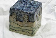 Whitbourne Ceramics / Hand made pots.