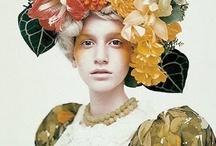 Floral Fantasy Hats