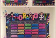 tableros para sala de clases