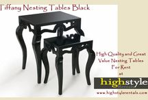 Table Rentals in NYC