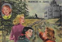   MYSTERY BK COVERS 1950's  