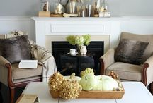 Fire Places & Mantels / by Cynthia Eldred