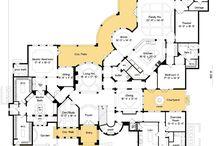 Floor plans / by Lila Harper