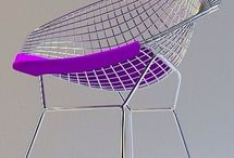 Wire Furniture Models
