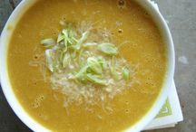 Pumpkin Soups