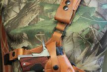 Gun knife accessories