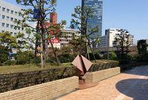 Kagurazaka Tokyo 神楽坂 / Walked around Tokyo on a sunny day