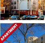 Hostels in Berlin / Hier bibt es Pins von Berliner Hostels und Hotels