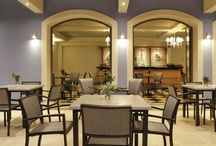 Restaurant | Dining Area | Lunch | Breakfast | Costa Rossa Hotel / Costa Rossa Hotel's restaurant. Here you can enjoy your breakfast, lunch and dinner, as well as snacks all day long.