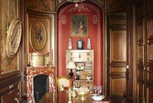 Dining Rooms / Wonderful rooms to share conversation, laughter and food with friends.