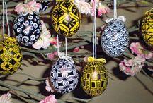 na Veľkú Noc