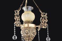 bronze chandelier / made in turkey / ARŞ avize