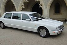 X300 Daimler and Mercedes Limousines / These are the actual cars we use for your wedding Owned by ourselves Elegance Wedding Cars www.eleganceweddingcars.co.uk