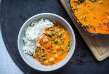 Lekker curry