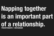 Relationship stuff