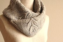 Knit cowls/scarves/snoods / by Helen Mahan