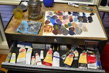 Art supplies / Art supplies