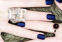 Nailed it! ;)  / Nail designs, beautiful nail polish colours!