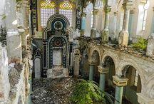 porzucone budynki