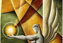 Art Deco Posters & Illustrations