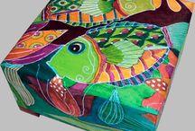 Artesanías pintar