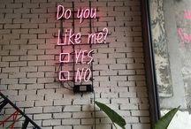 neon quotes