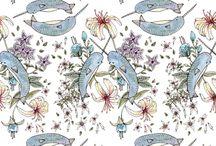 Patterns / by Erika Elizabeth
