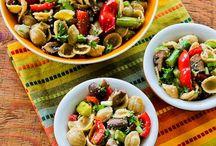 Easy Vegetarian recipes / Easy Vegetarian recipes