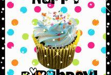 HAPPY BIRTHDAY WISHES / by Stephanie Thompson