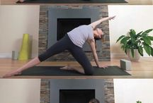 Side body stretches