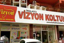Antalya Mobilya İmalat - 0242 345 4500 Vizyon Mobilya
