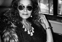 Incognito in fabulous sunglasses! / by The Dame Of Fashion