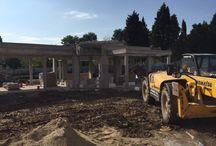 Sunset Resort Water Park - Construction Updates - 07.10.2015
