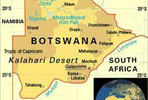 Botswana South Afrika