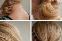 HAIR/MAKE-UP / by Kylee Tuckfield