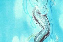 Mermaids / Beauty of the Mermaids in all forms