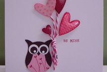 Valentine's / by Sheri Thompson