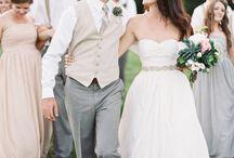 Wedding pics / by Rachel Forkel