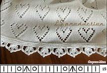 Vzory pletenie