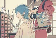 dramatical murder #manga