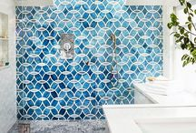 Valuable Renovation Blues / Selling your home? You could add an additional $7100 to your house sale by integrating this colour into your bathroom! Design your dream bathroom today using our Bathroom Visualiser tool! bit.ly/bathroomvisualiser