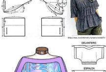blusa manga gaponesa