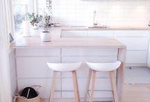 Barkrukken keuken