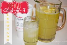 Copycat Food and Drink / by Cynthia Willhite